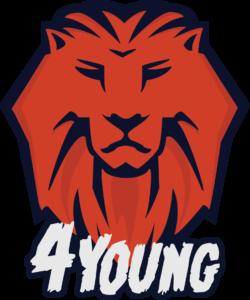 Logo de l'équipe e-Sport 4Young