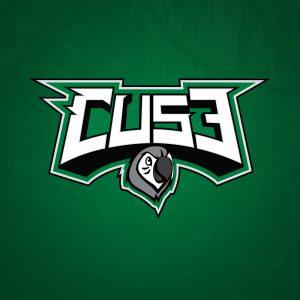 Logo final pour l'équipe Cuse