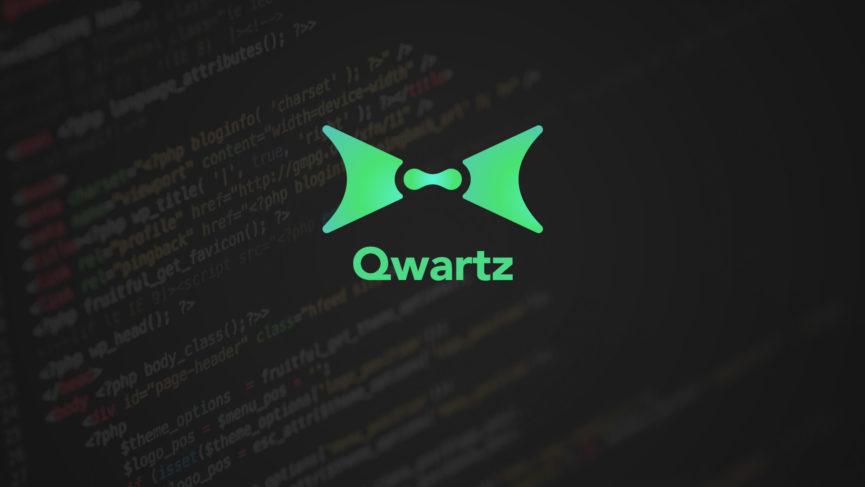 Image de couverture du logo Qwartz