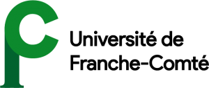 Première piste graphique du logo de L'université de franche-Comté