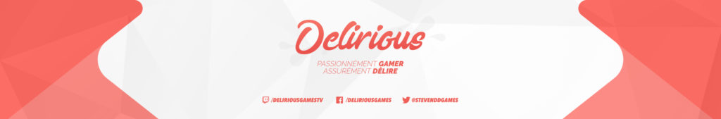 Bannière de Delirious